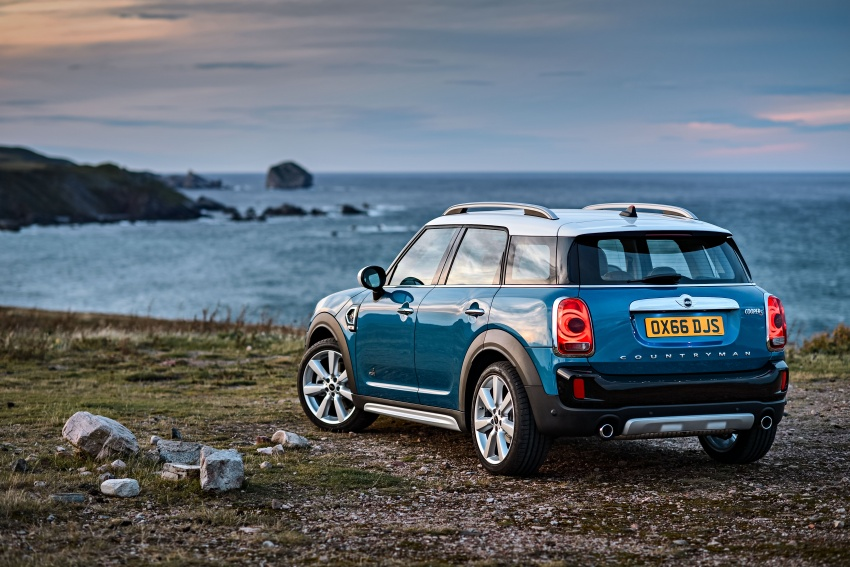 F60 MINI Countryman revealed – larger, with more tech Image #569161