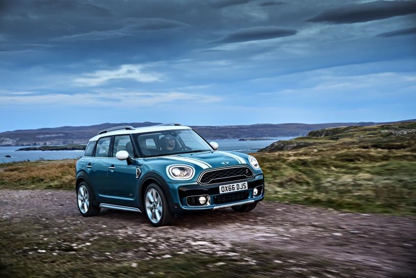 F60 MINI Countryman revealed – larger, with more tech Image #569170