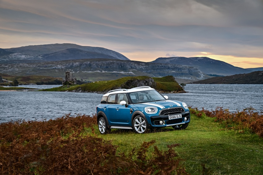 F60 MINI Countryman revealed – larger, with more tech Image #569194