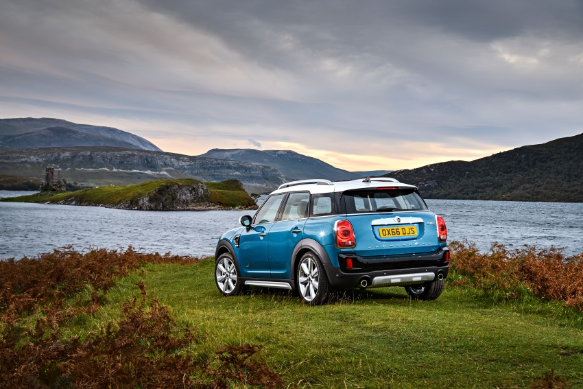 F60 MINI Countryman revealed – larger, with more tech Image #569213