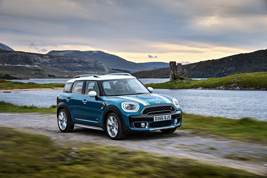 F60 MINI Countryman revealed – larger, with more tech Image #569174