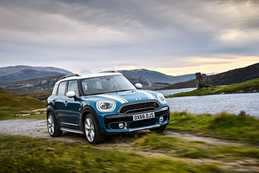 F60 MINI Countryman revealed – larger, with more tech Image #569149