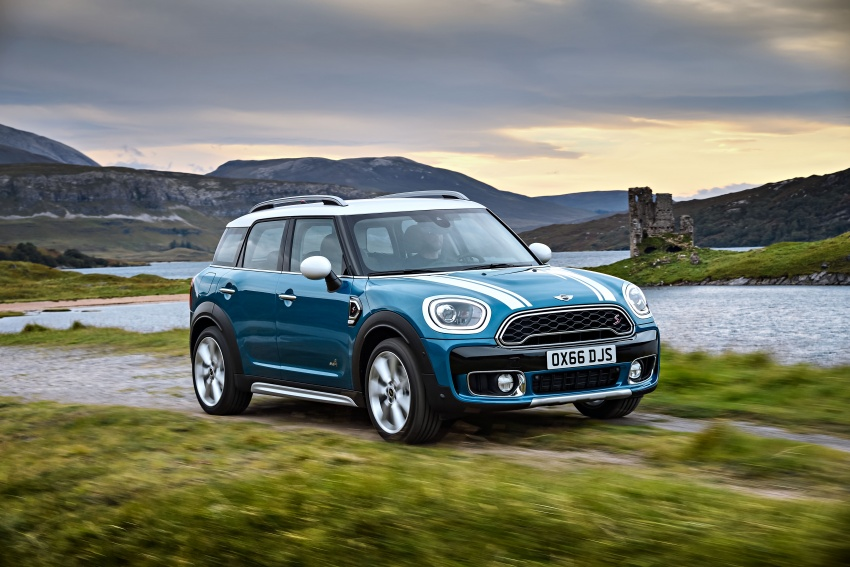 F60 MINI Countryman revealed – larger, with more tech Image #569136