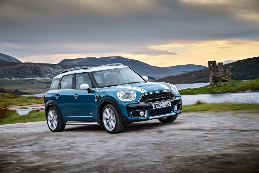 F60 MINI Countryman revealed – larger, with more tech Image #569138