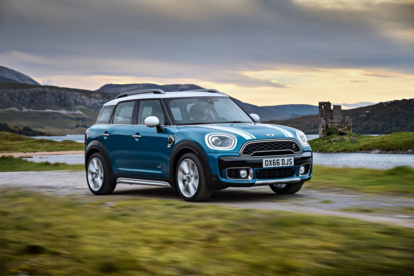 F60 MINI Countryman revealed – larger, with more tech Image #569125