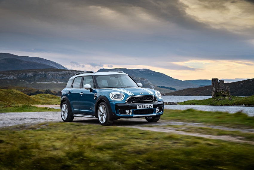 F60 MINI Countryman revealed – larger, with more tech Image #569129