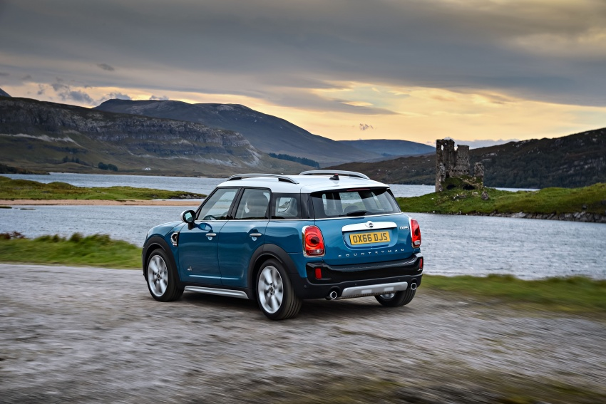 F60 MINI Countryman revealed – larger, with more tech Image #569131