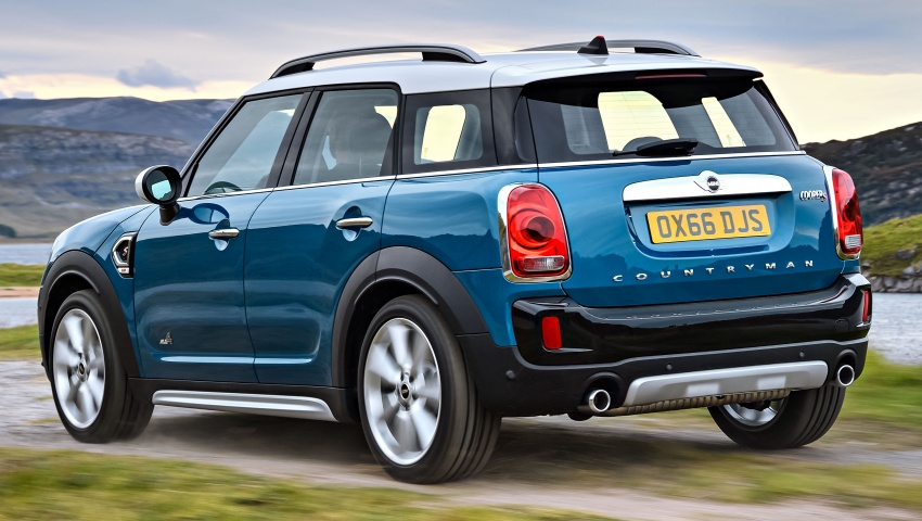 F60 MINI Countryman revealed – larger, with more tech Image #569122