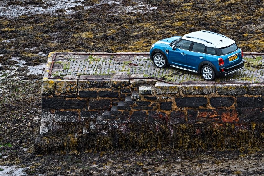 F60 MINI Countryman revealed – larger, with more tech Image #569241