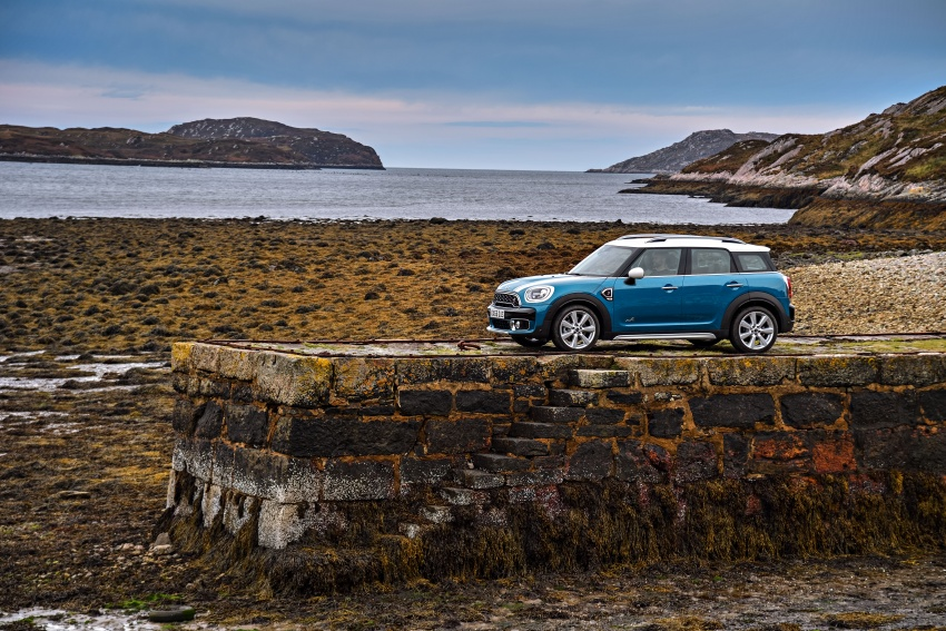 F60 MINI Countryman revealed – larger, with more tech Image #569223