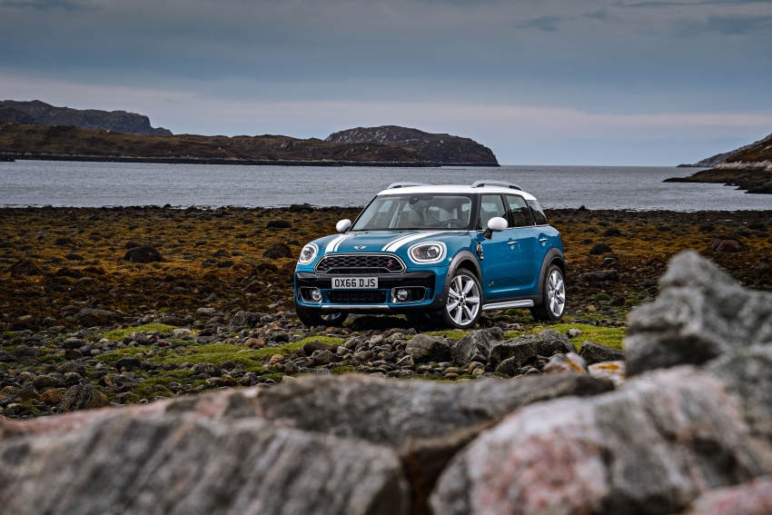 F60 MINI Countryman revealed – larger, with more tech Image #569169