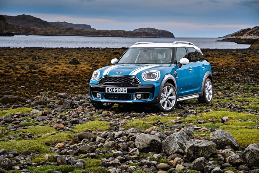 F60 MINI Countryman revealed – larger, with more tech Image #569227