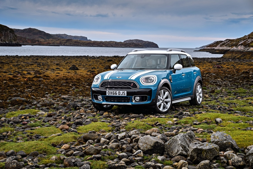 F60 MINI Countryman revealed – larger, with more tech Image #569229