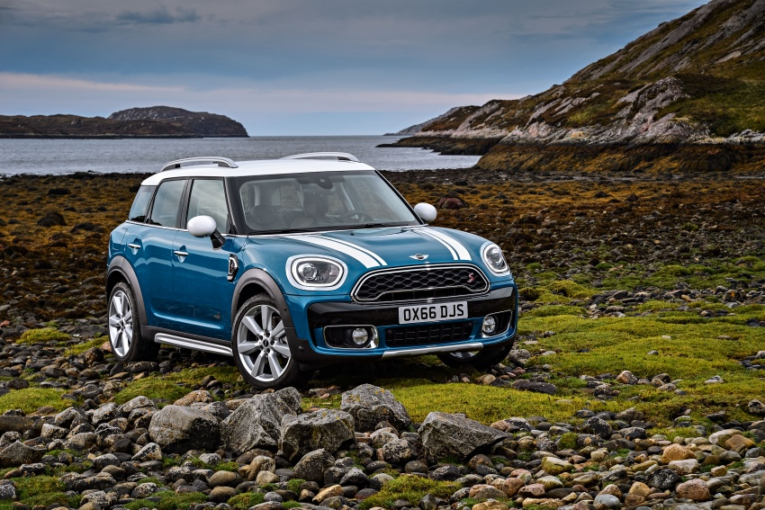 F60 MINI Countryman revealed – larger, with more tech Image #569215
