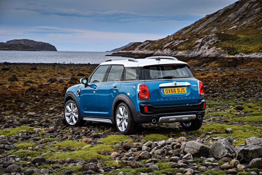 F60 MINI Countryman revealed – larger, with more tech Image #569222