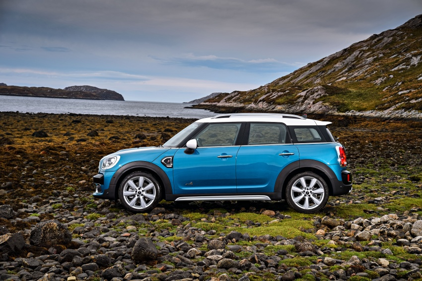 F60 MINI Countryman revealed – larger, with more tech Image #569220