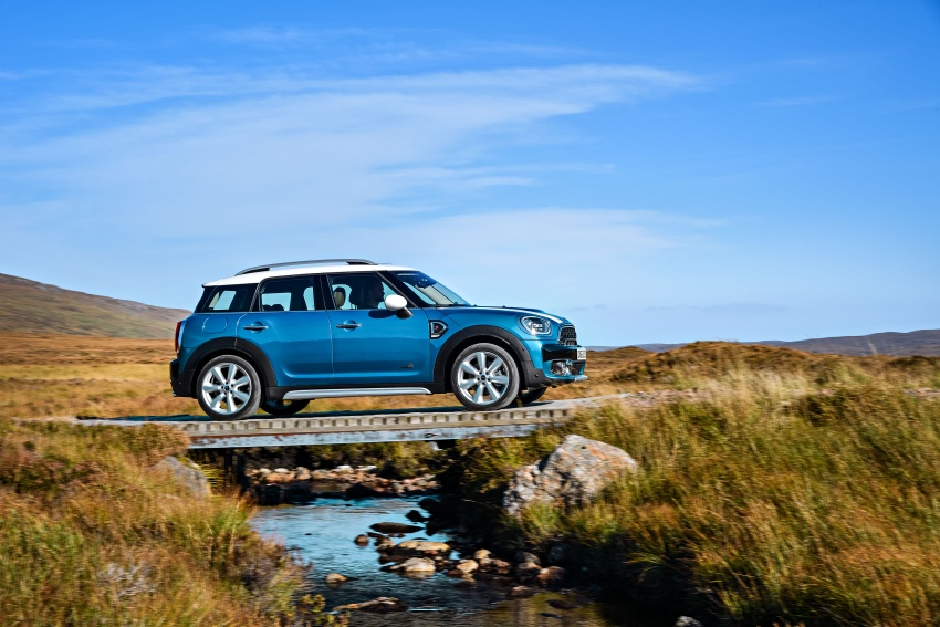 F60 MINI Countryman revealed – larger, with more tech Image #569155