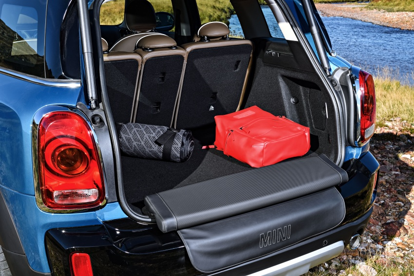 F60 MINI Countryman revealed – larger, with more tech Image #569228