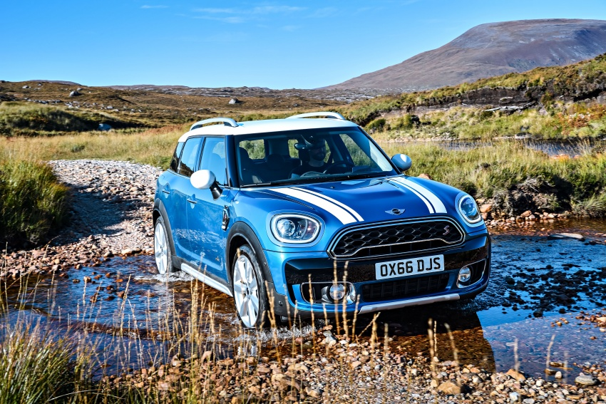 F60 MINI Countryman revealed – larger, with more tech Image #569230