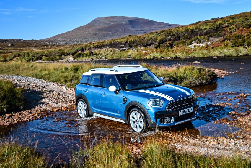 F60 MINI Countryman revealed – larger, with more tech Image #569224