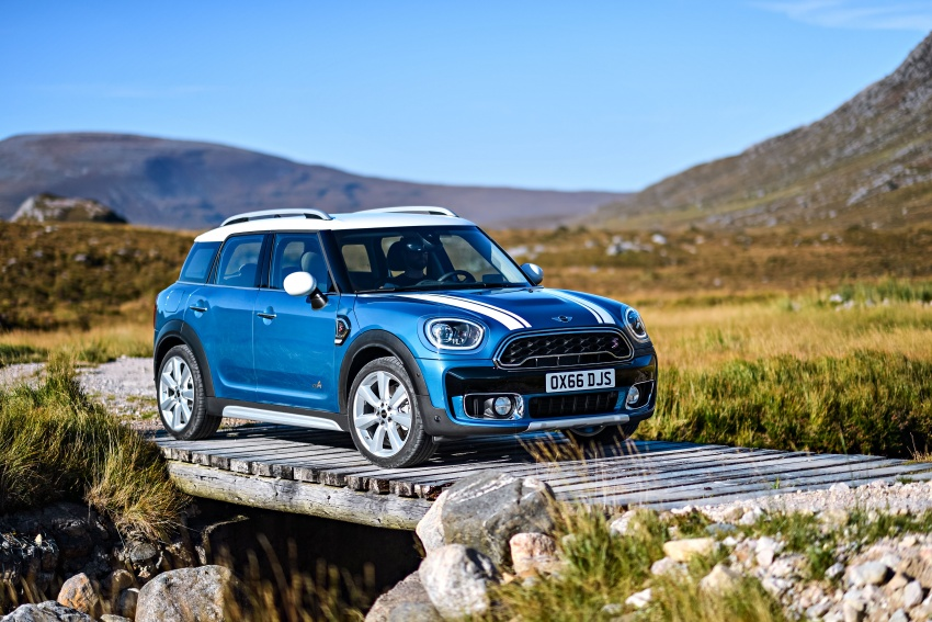 F60 MINI Countryman revealed – larger, with more tech Image #569187
