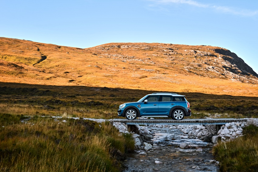 F60 MINI Countryman revealed – larger, with more tech Image #569191