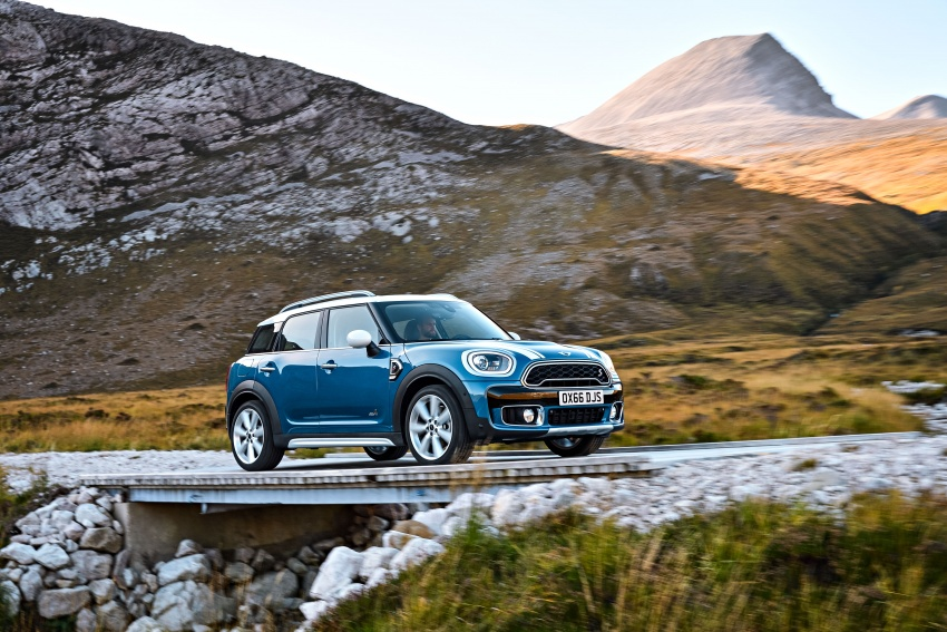 F60 MINI Countryman revealed – larger, with more tech Image #569190