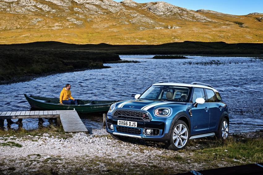 F60 MINI Countryman revealed – larger, with more tech Image #569255