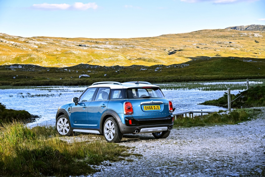 F60 MINI Countryman revealed – larger, with more tech Image #569243