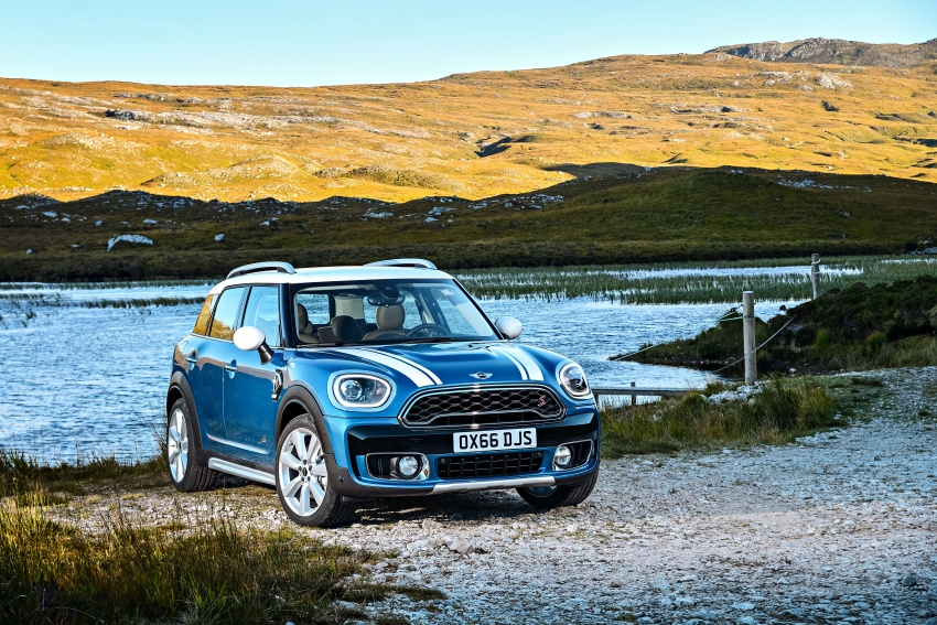 F60 MINI Countryman revealed – larger, with more tech Image #569237