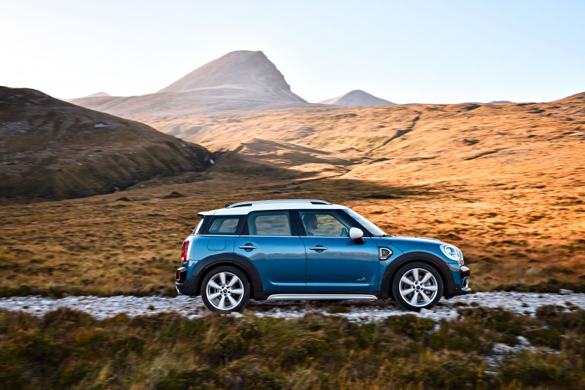 F60 MINI Countryman revealed – larger, with more tech Image #569164