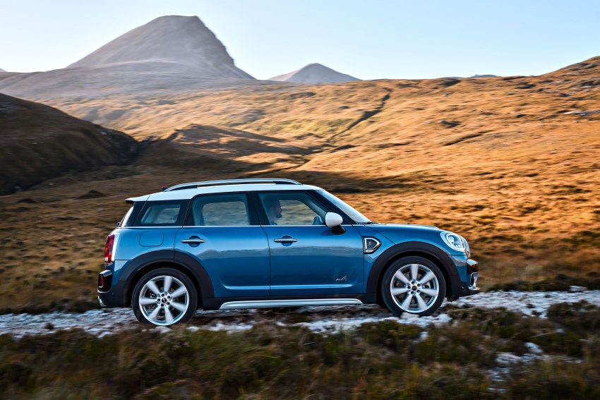 F60 MINI Countryman revealed – larger, with more tech Image #569160