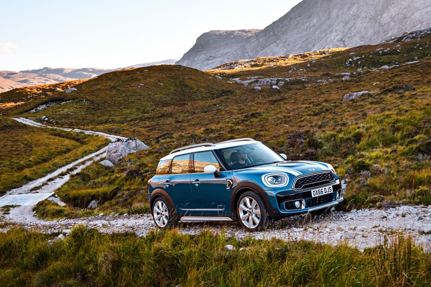 F60 MINI Countryman revealed – larger, with more tech Image #569214