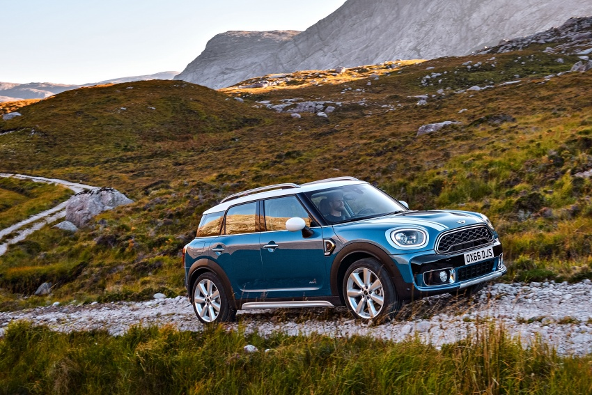 F60 MINI Countryman revealed – larger, with more tech Image #569184