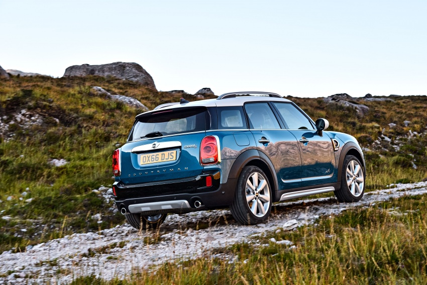 F60 MINI Countryman revealed – larger, with more tech Image #569173