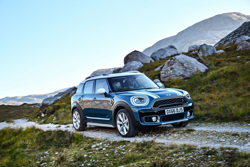 F60 MINI Countryman revealed – larger, with more tech Image #569177