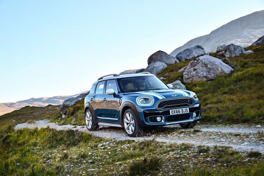F60 MINI Countryman revealed – larger, with more tech Image #569182