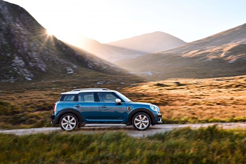 F60 MINI Countryman revealed – larger, with more tech Image #569148
