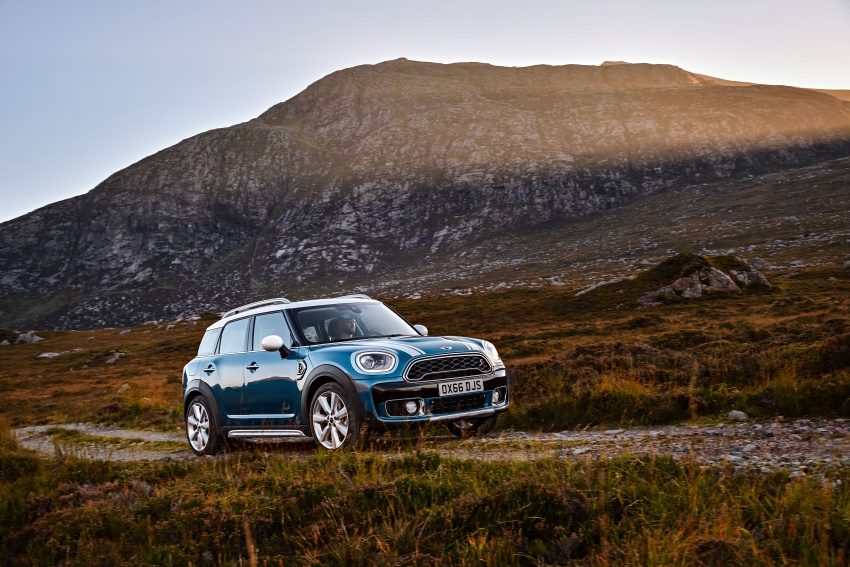 F60 MINI Countryman revealed – larger, with more tech Image #569197