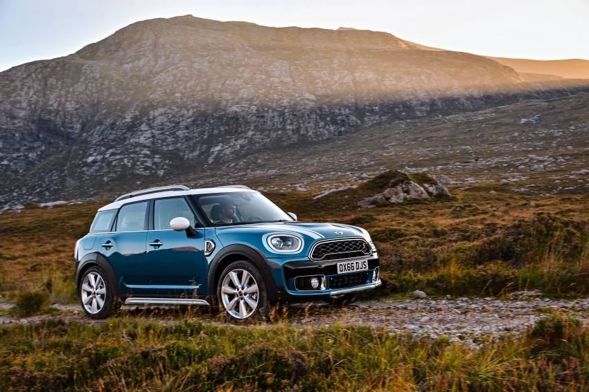 F60 MINI Countryman revealed – larger, with more tech Image #569196