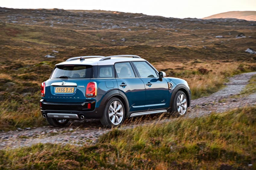 F60 MINI Countryman revealed – larger, with more tech Image #569204
