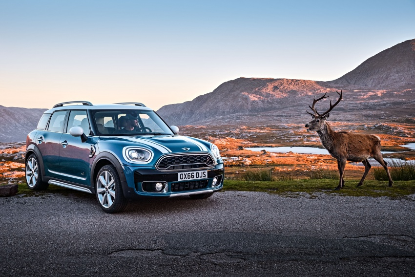 F60 MINI Countryman revealed – larger, with more tech Image #569240