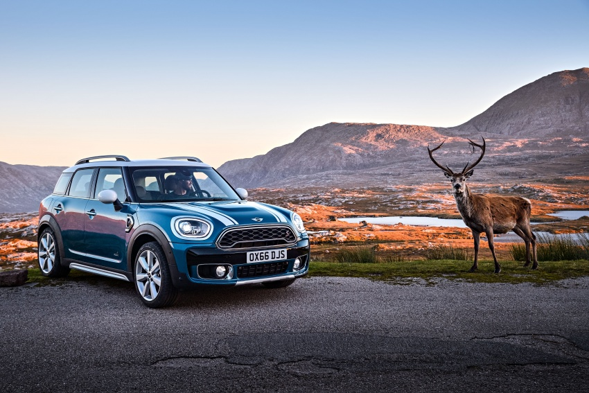 F60 MINI Countryman revealed – larger, with more tech Image #569232