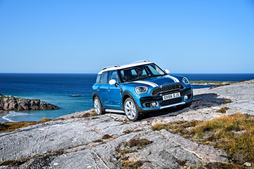 F60 MINI Countryman revealed – larger, with more tech Image #569226