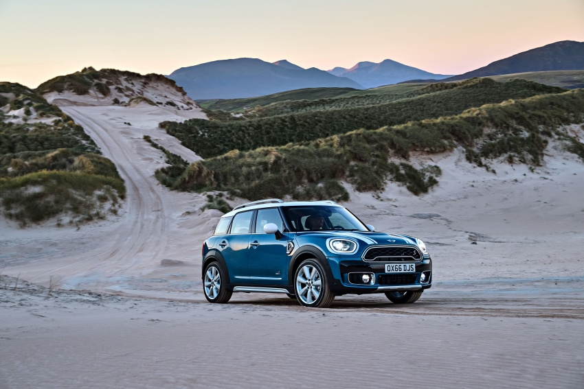 F60 MINI Countryman revealed – larger, with more tech Image #569141