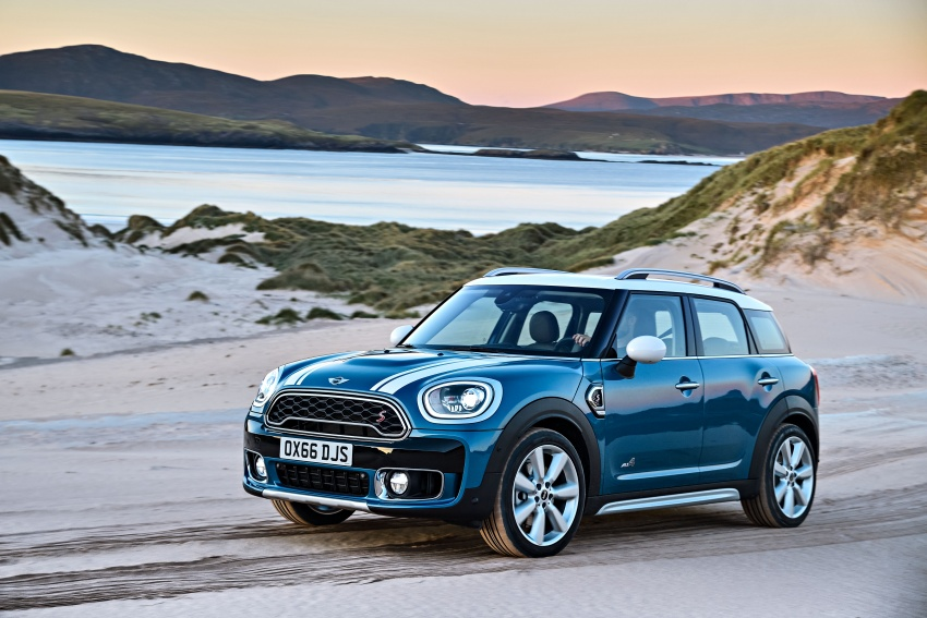 F60 MINI Countryman revealed – larger, with more tech Image #569145