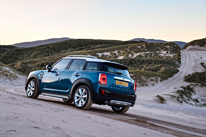 F60 MINI Countryman revealed – larger, with more tech Image #569132