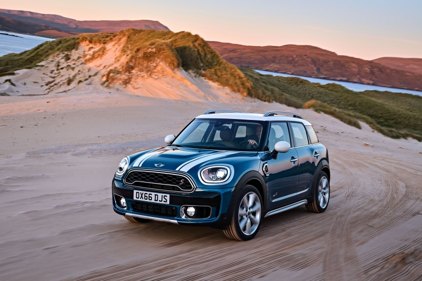 F60 MINI Countryman revealed – larger, with more tech Image #569134