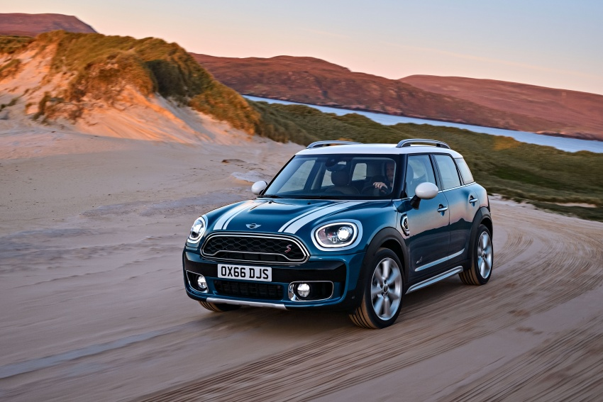 F60 MINI Countryman revealed – larger, with more tech Image #569130