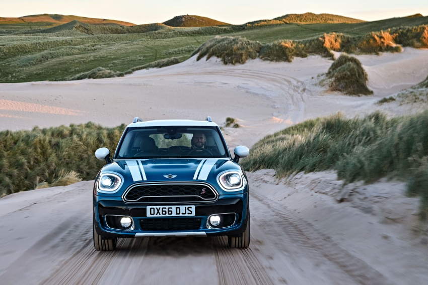 F60 MINI Countryman revealed – larger, with more tech Image #569142
